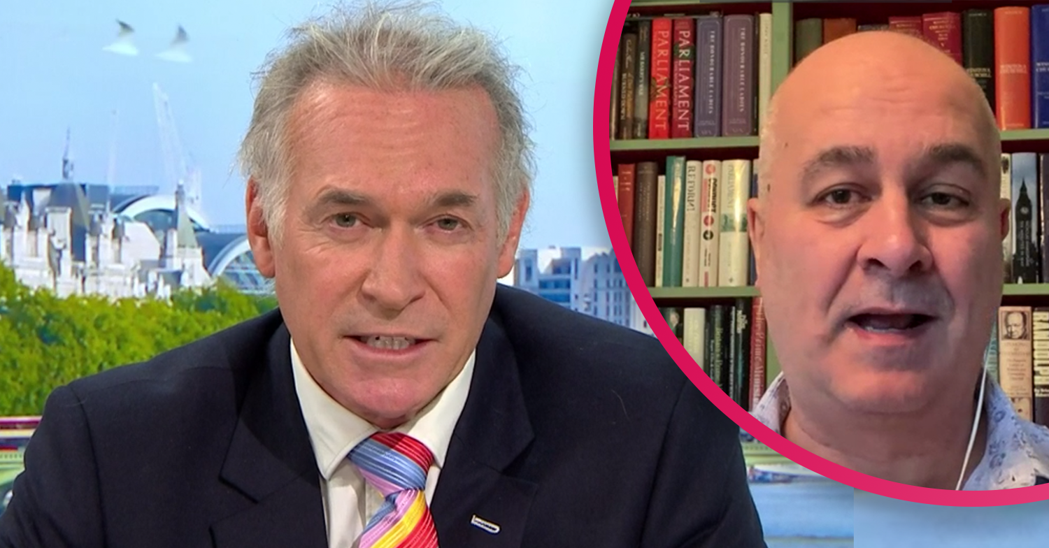 Furious Dr Hilary Jones launches epic rant as French GCSE oral tests are axed