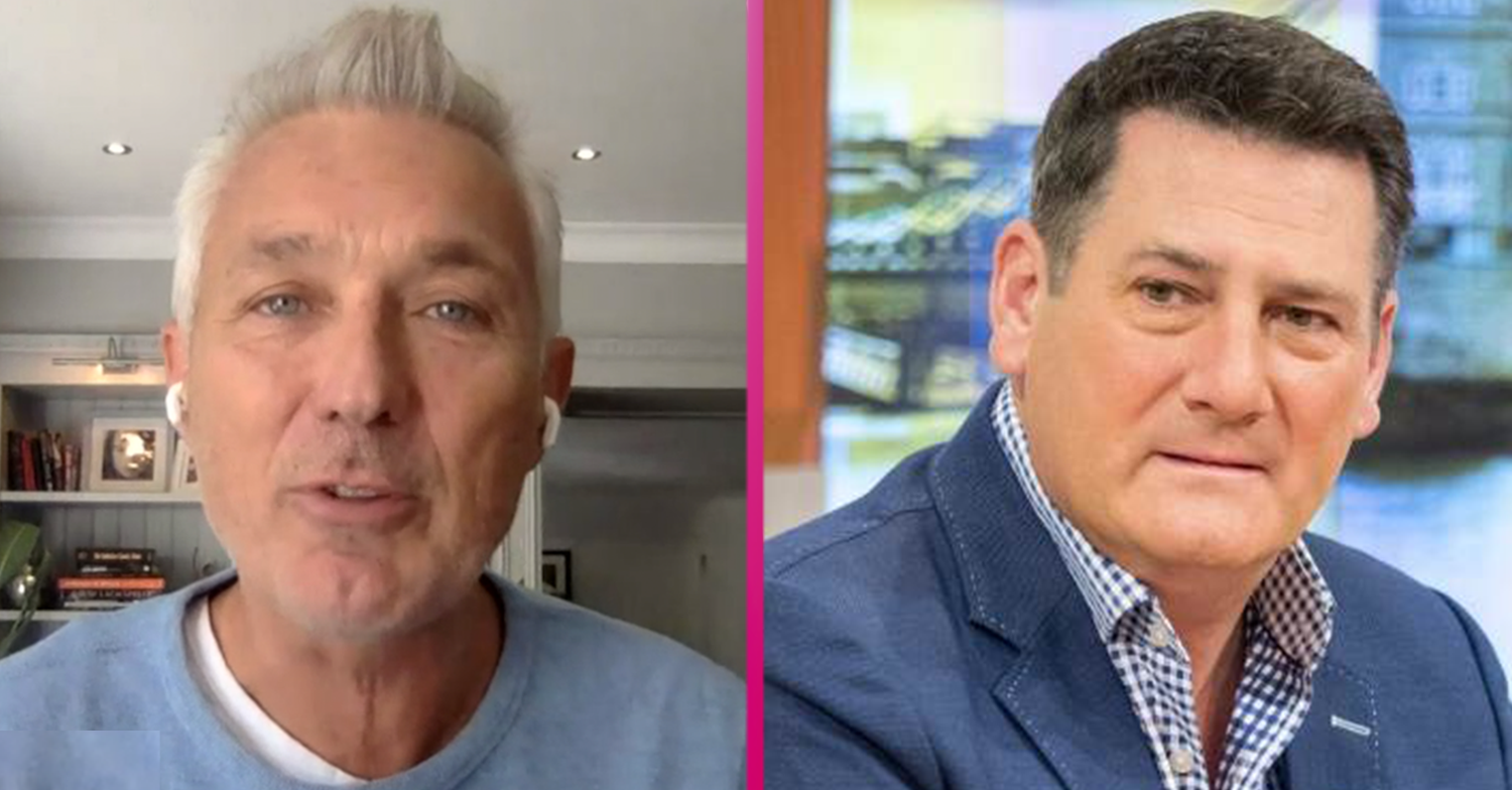 Martin and Gary Kemp take the Mickey out of Tony Hadley in spoof documentary