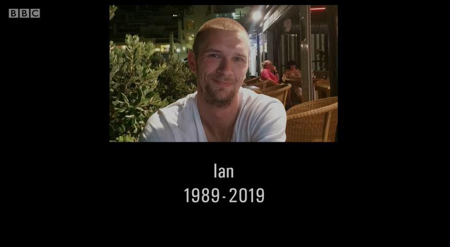 Tribute to Ian on Ambulance