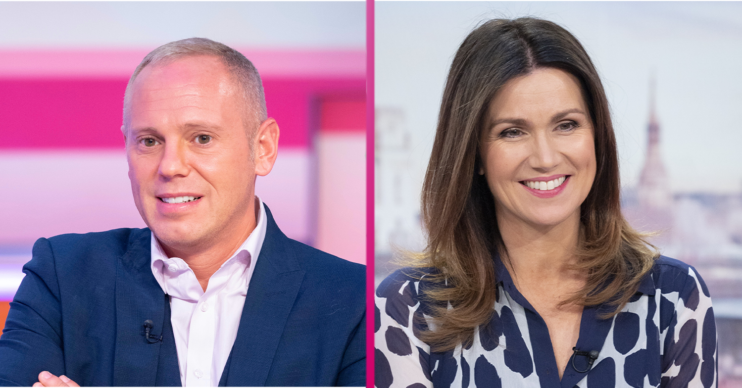 Rob Rinder Susanna Reid Celebrity Gogglebox