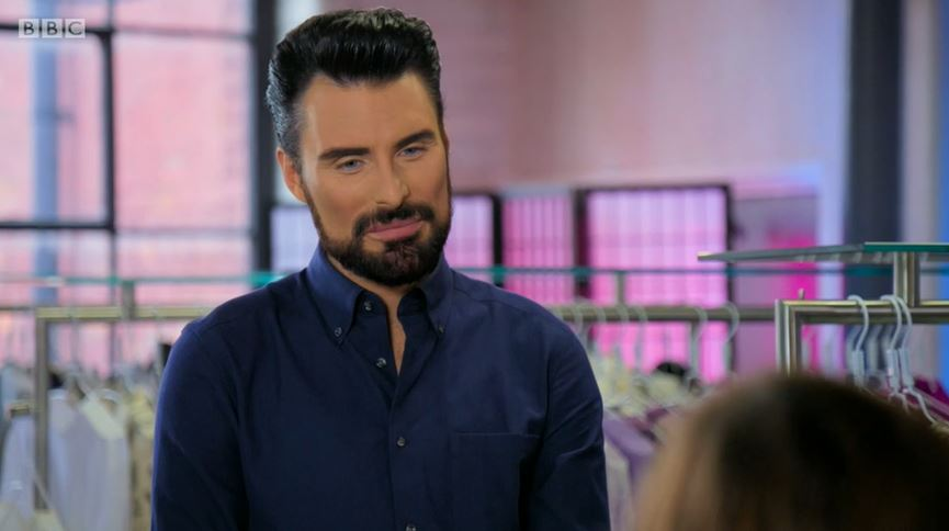 Rylan on You Are What You Wear 3