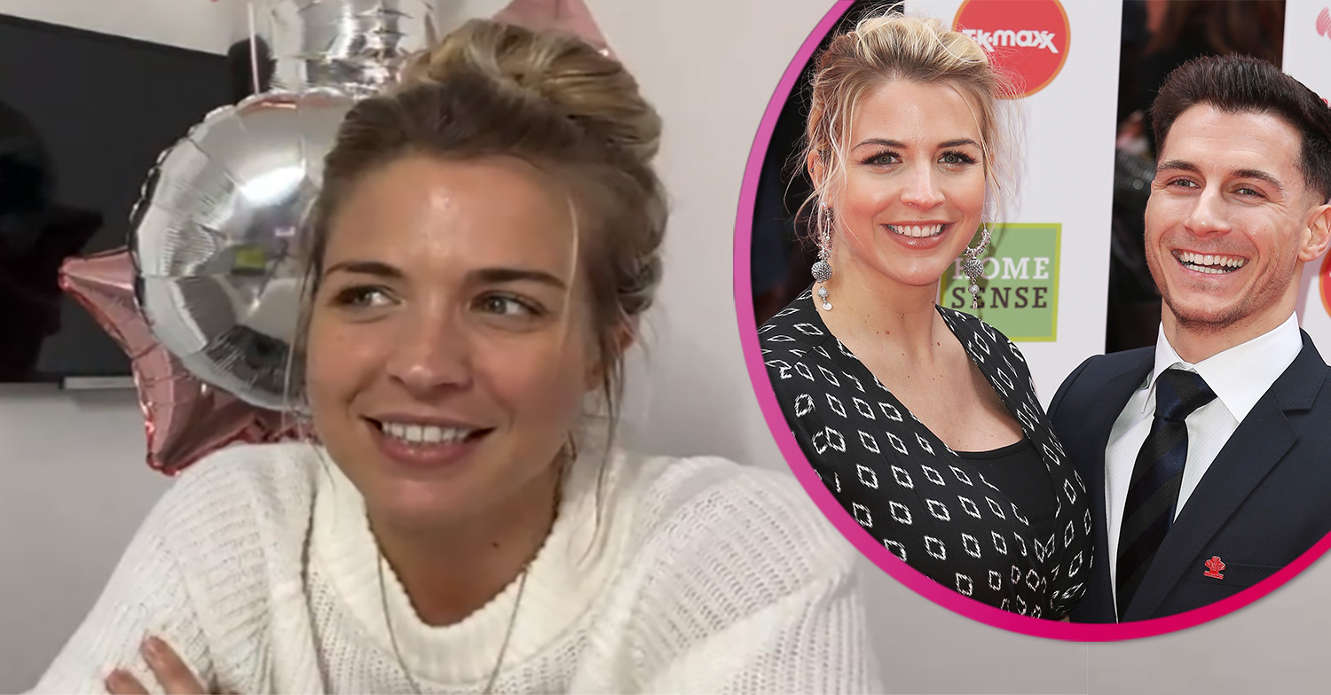 Gemma Atkinson clears things up after 'wedding' remark on Loose Women sparks speculation