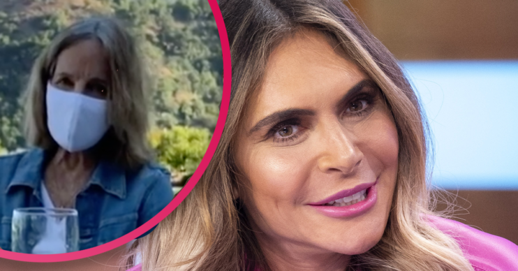 Ayda Field reunited her with mum