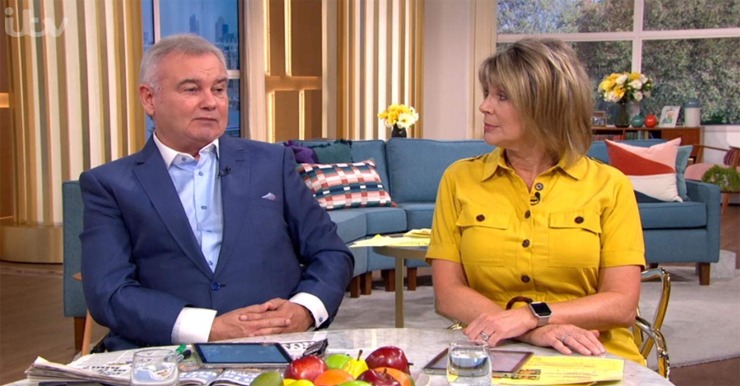 This Morning Eamonn and Ruth