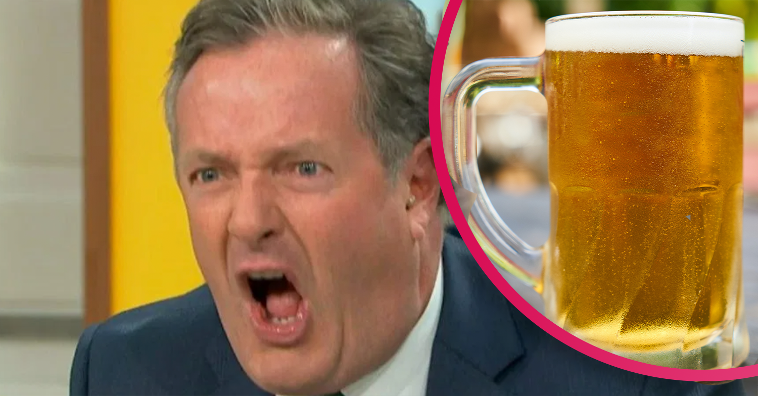 Piers Morgan rages at pubs reopening on Saturday at 6am: 'This is insane'