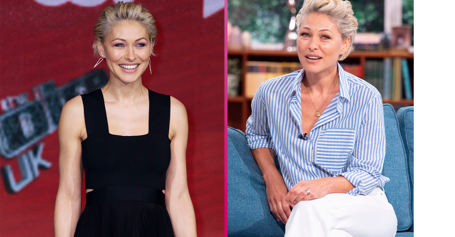 Emma Willis stuns in bikini as she shares glimpse into family life