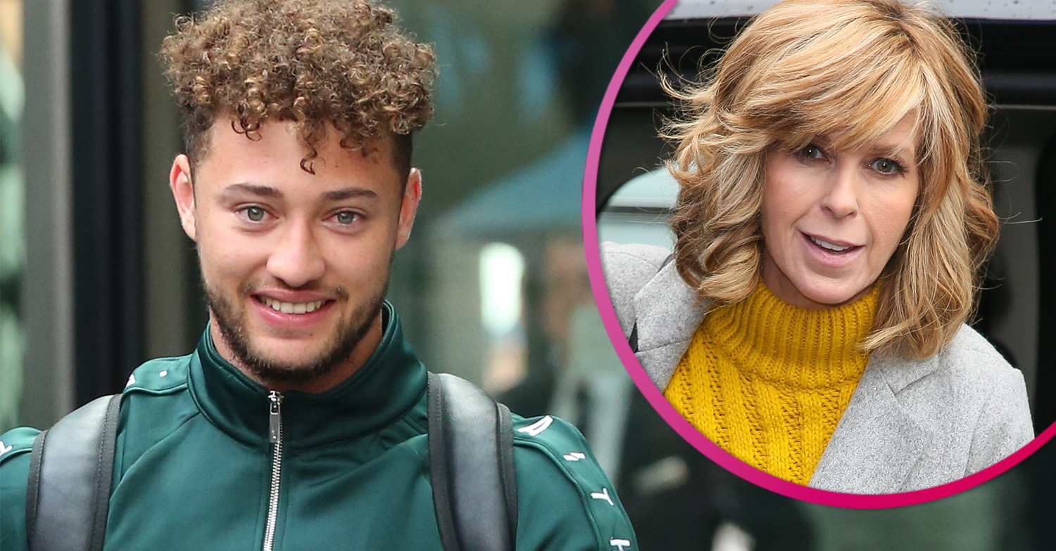 Myles Stephenson 'heartbroken' for Kate Garraway as he reveals her touching request