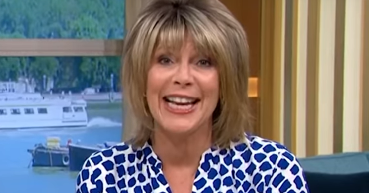 Ruth Langsford This Morning hair ITV