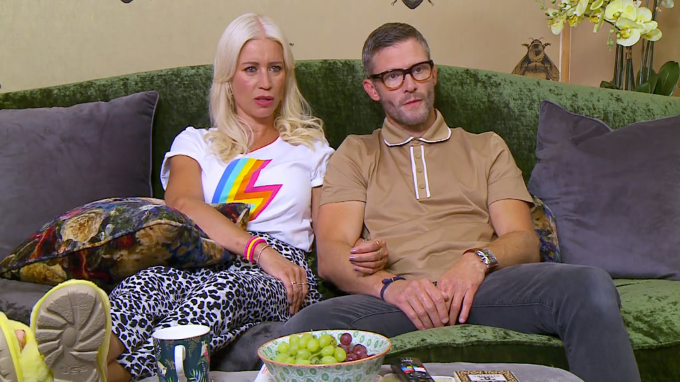 Denise Van Outen tipped for Dancing On Ice