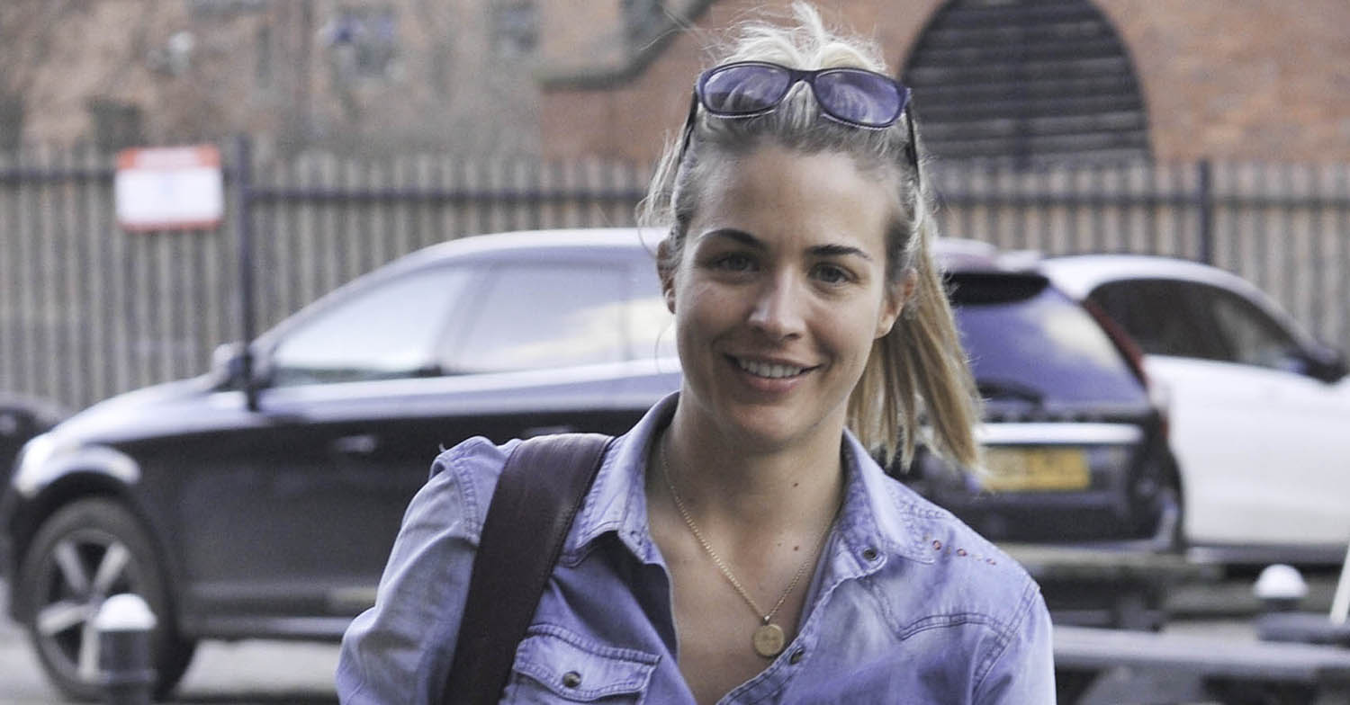 Gemma Atkinson shares moving throwback snap of her traumatic birth experience