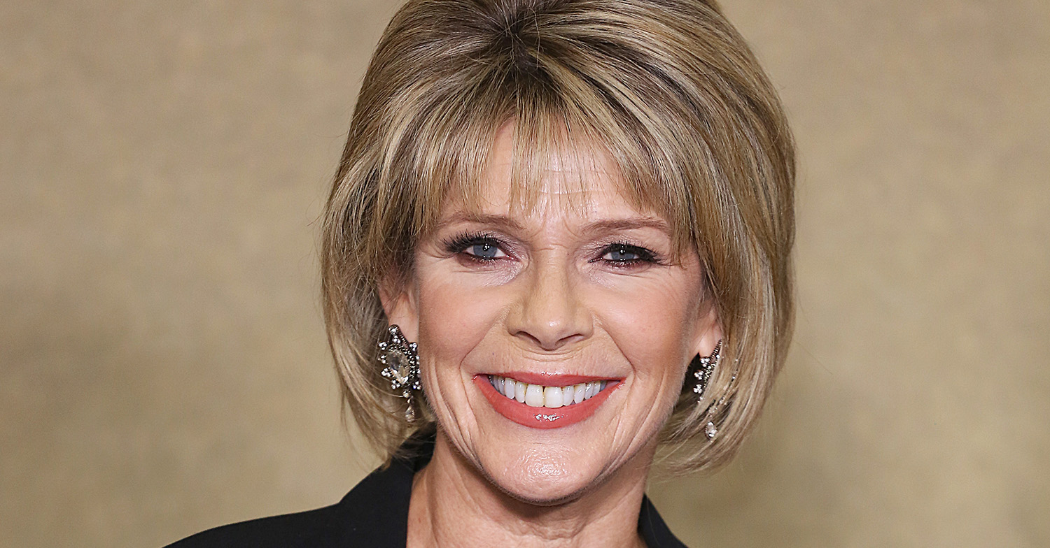 Ruth Langsford celebrates as she FINALLY gets her hair cut and coloured
