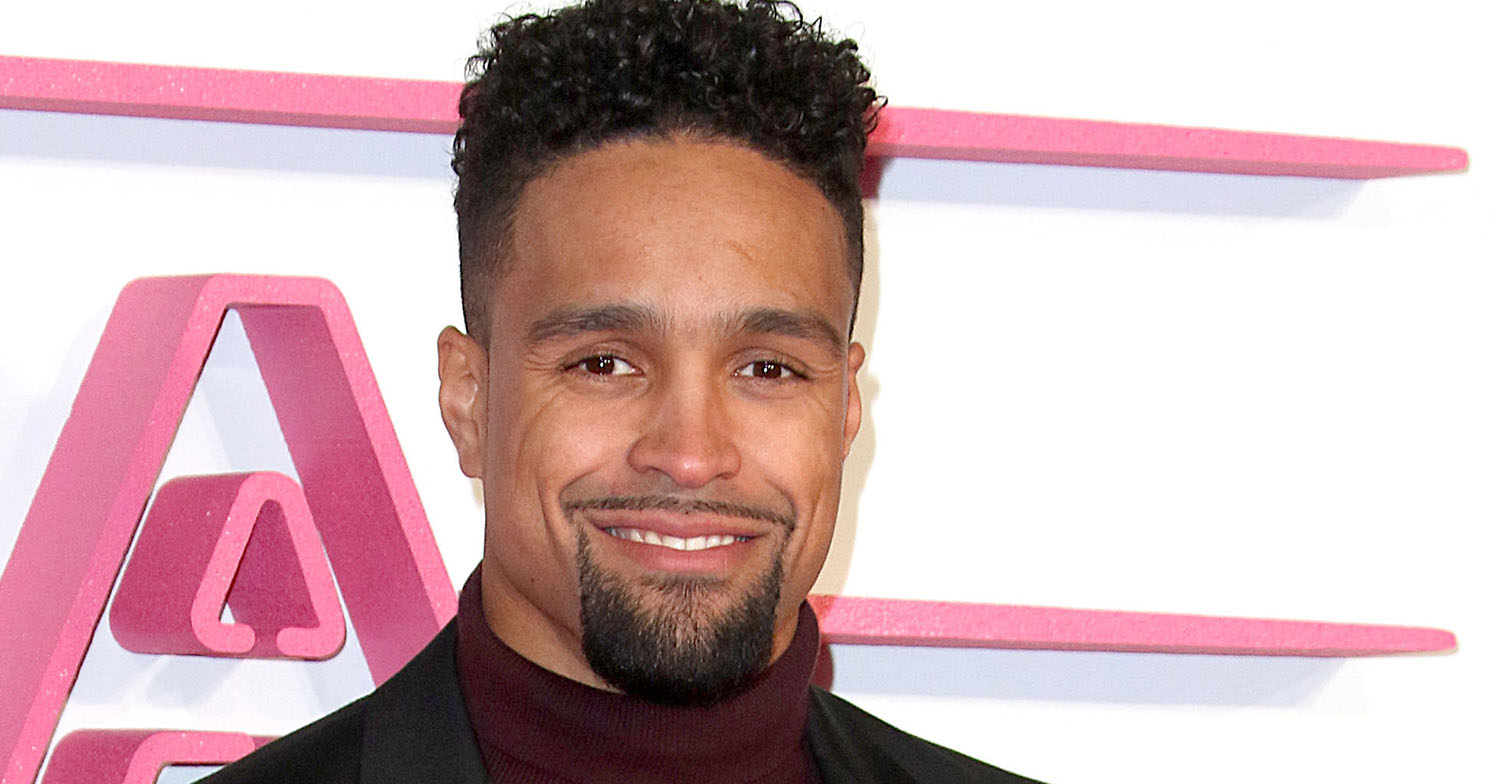Ashley Banjo celebrates five year wedding anniversary with adorable tribute
