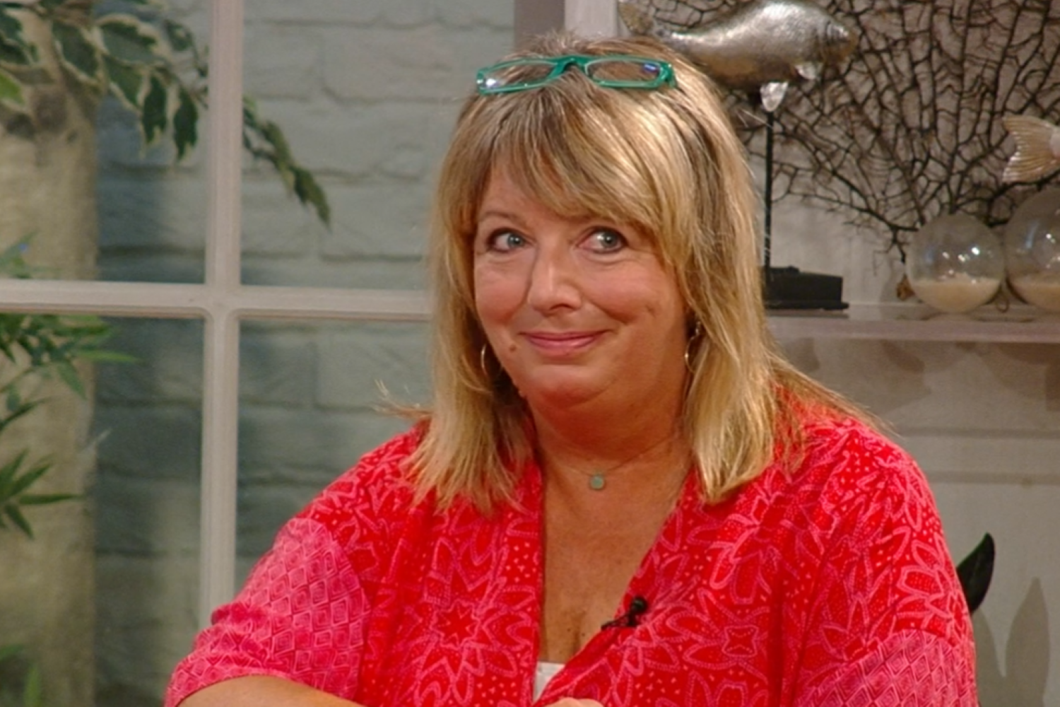 Saturday Kitchen chef Jane Baxter has viewers concerned