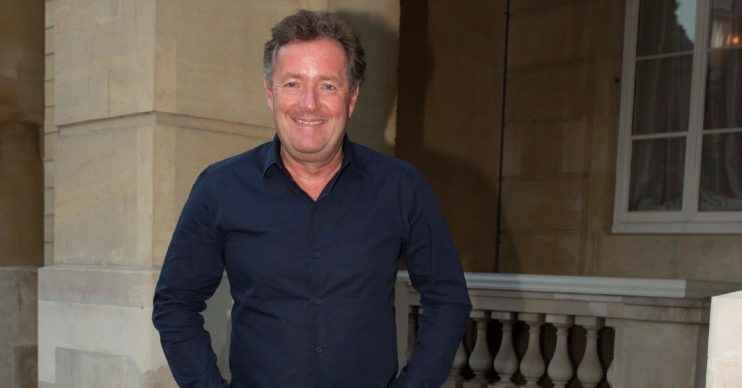 Piers Morgan SplashNews.com