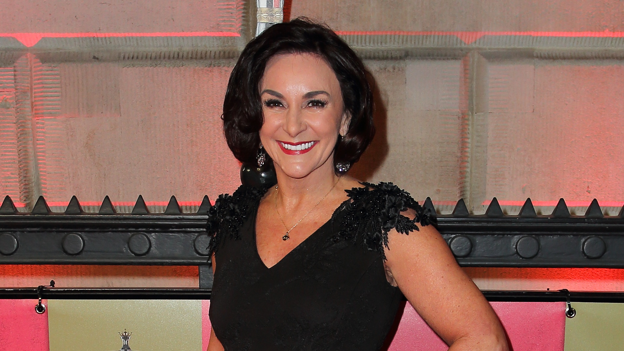 Shirley Ballas says she'll be 'fine' for Strictly after breaking ankle
