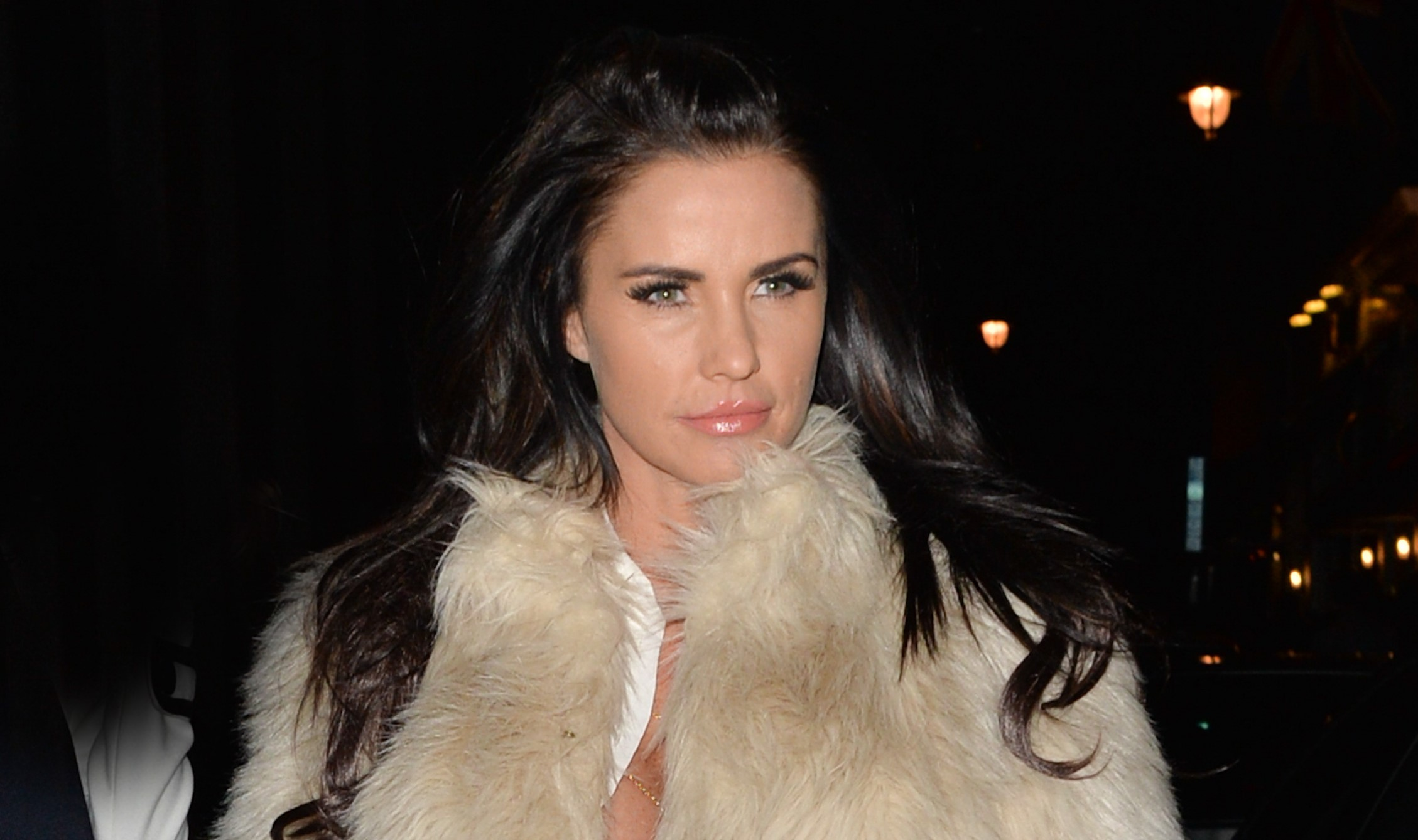 Katie Price celebrates Super Saturday with new man after 'three months apart'