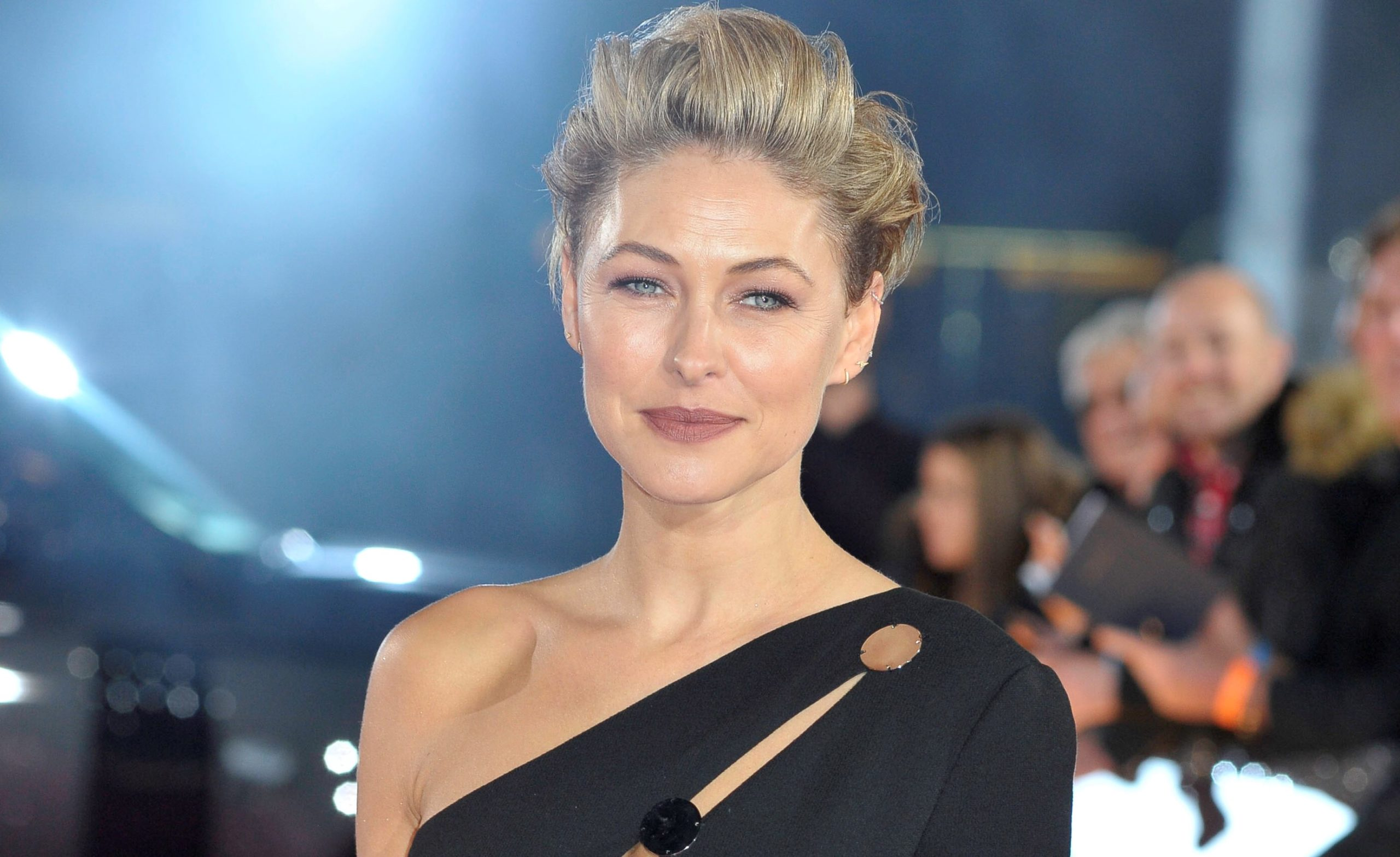 Emma Willis thanks husband for coping with her 'bossiness' on their anniversary