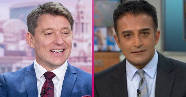 Where is Ben Shephard Adil Ray