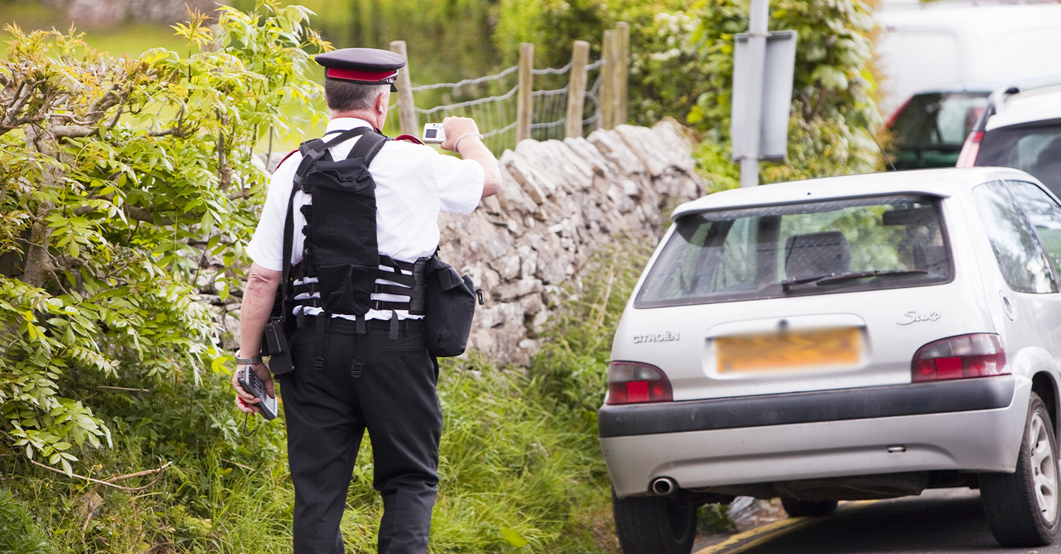 Private parking fines increase by a whopping 24% in the space of a year