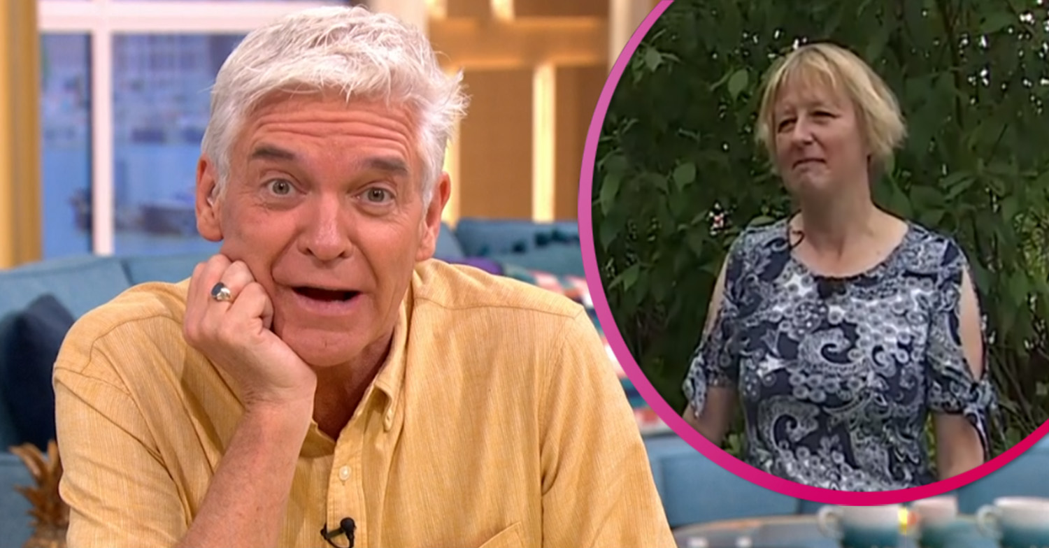 This Morning fans cringe over 'embarrassing' segment as gnome woman admits to crush on Phillip Schofield