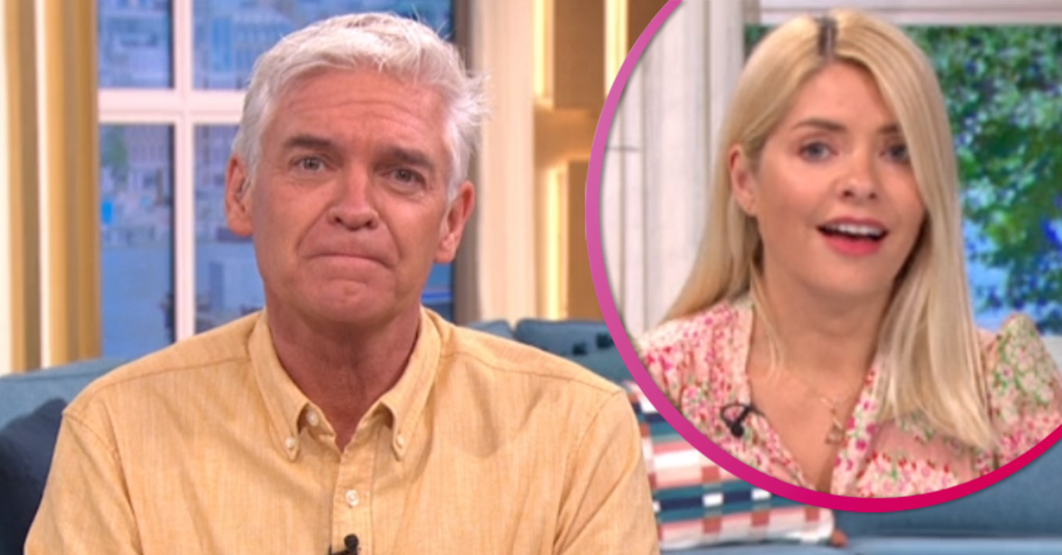 Phillip Schofield and Holly Willoughby emotional over This Morning viewer's heartbreaking confession