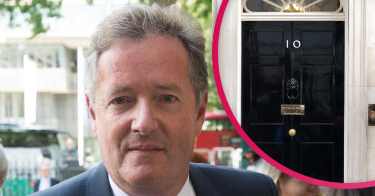 Piers Morgan Government