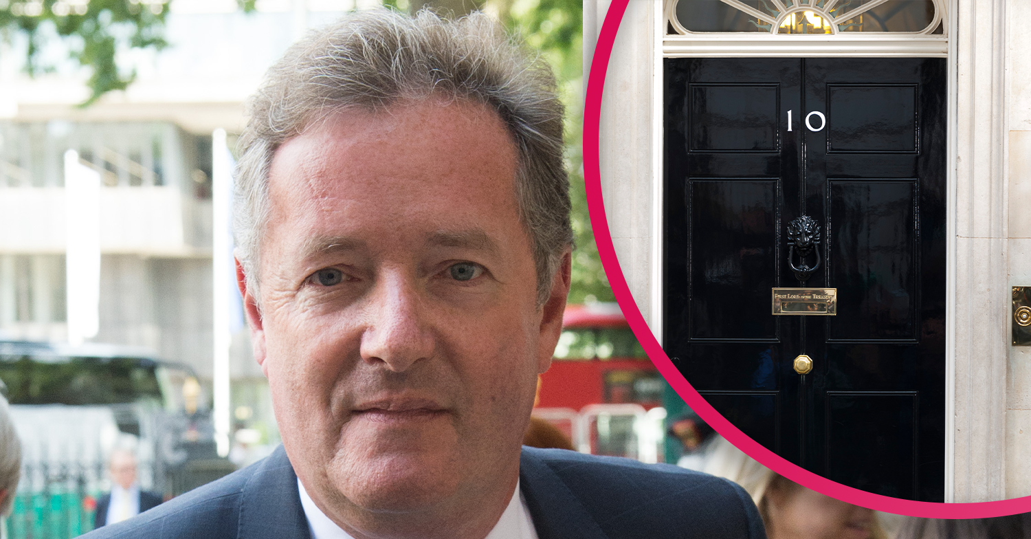 Piers Morgan heaps rare praise on the government despite ongoing GMB boycott