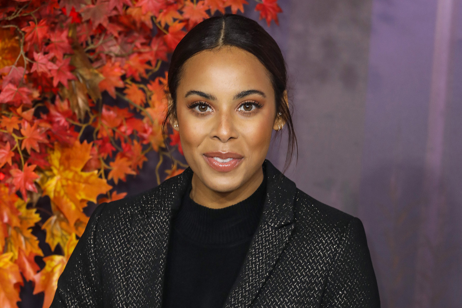 Rochelle Humes reveals her boobs are 'bigger than her belly' as she shares pregnancy update