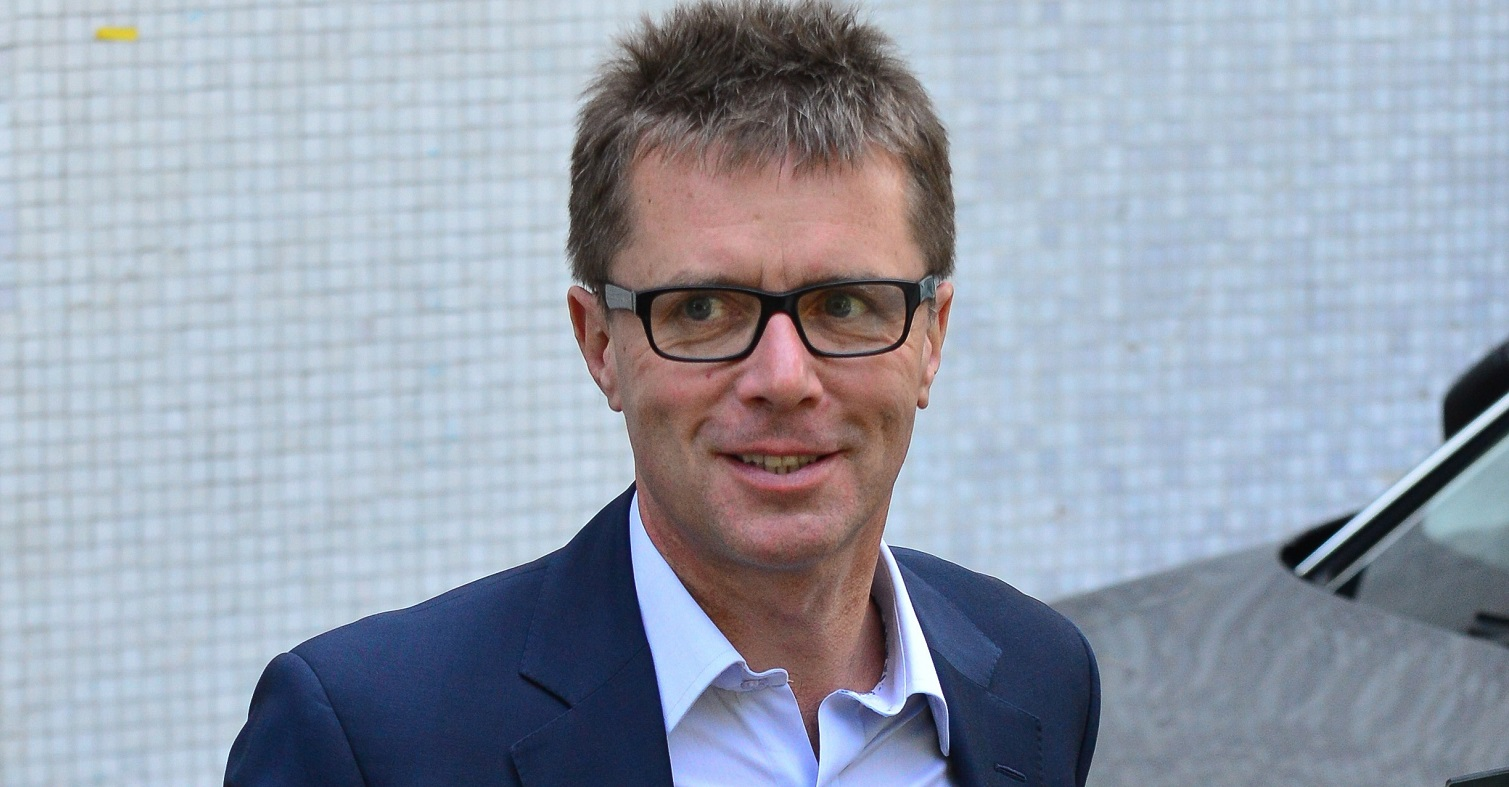 Nicky Campbell sends message of support to 'heartbroken' fan whose dog died