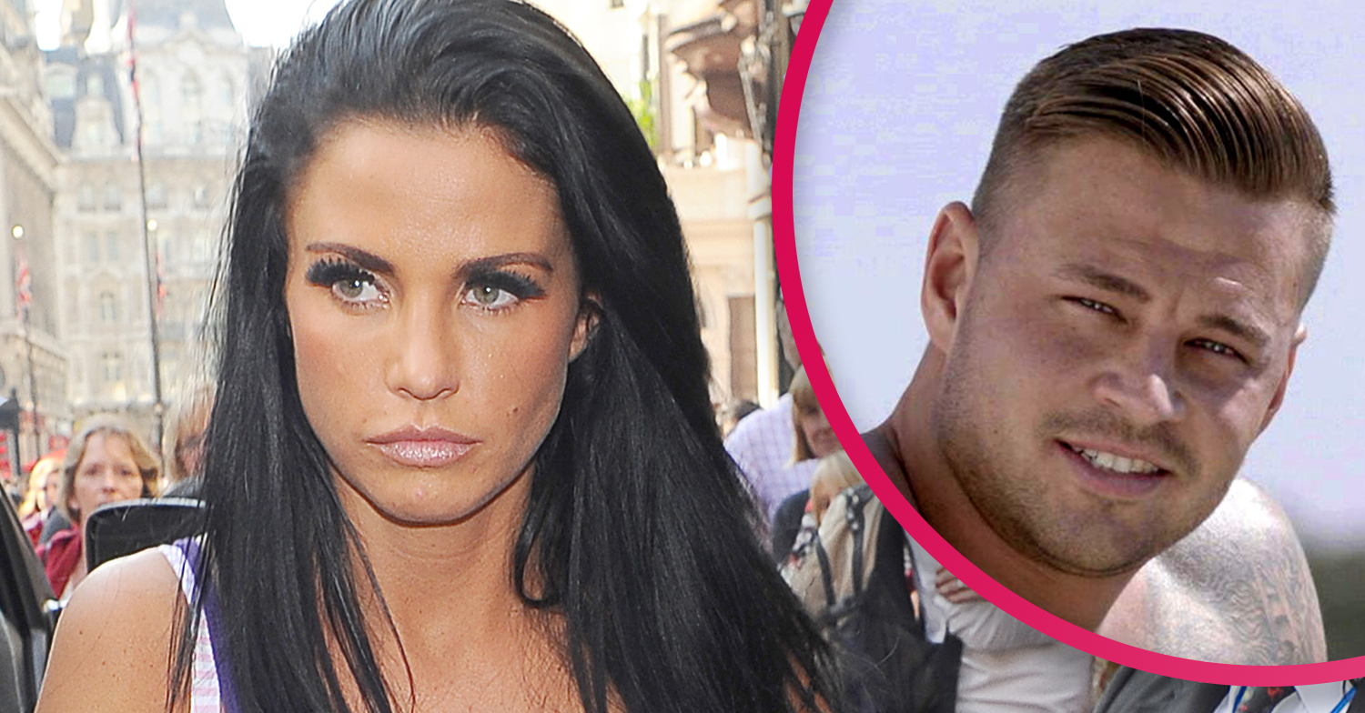 Katie Price says she and latest boyfriend boyfriend Carl Woods are 'unbreakable power couple'
