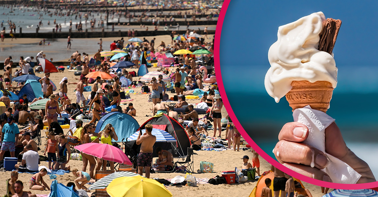 Brits set to enjoy blistering week-long heatwave later this month