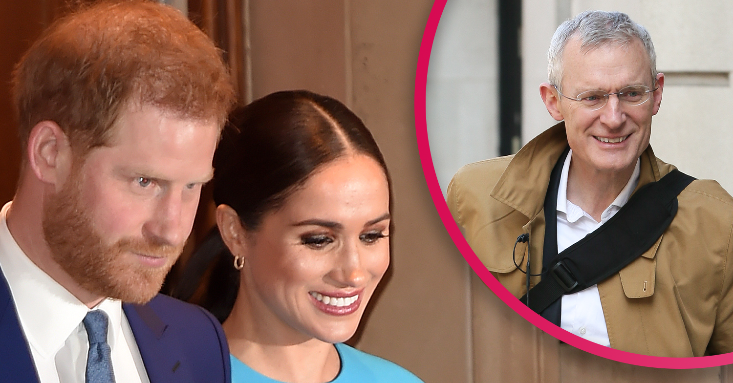 Fans divided over Jeremy Vine's tweet about Meghan and Harry's 'monstrosity' of a home