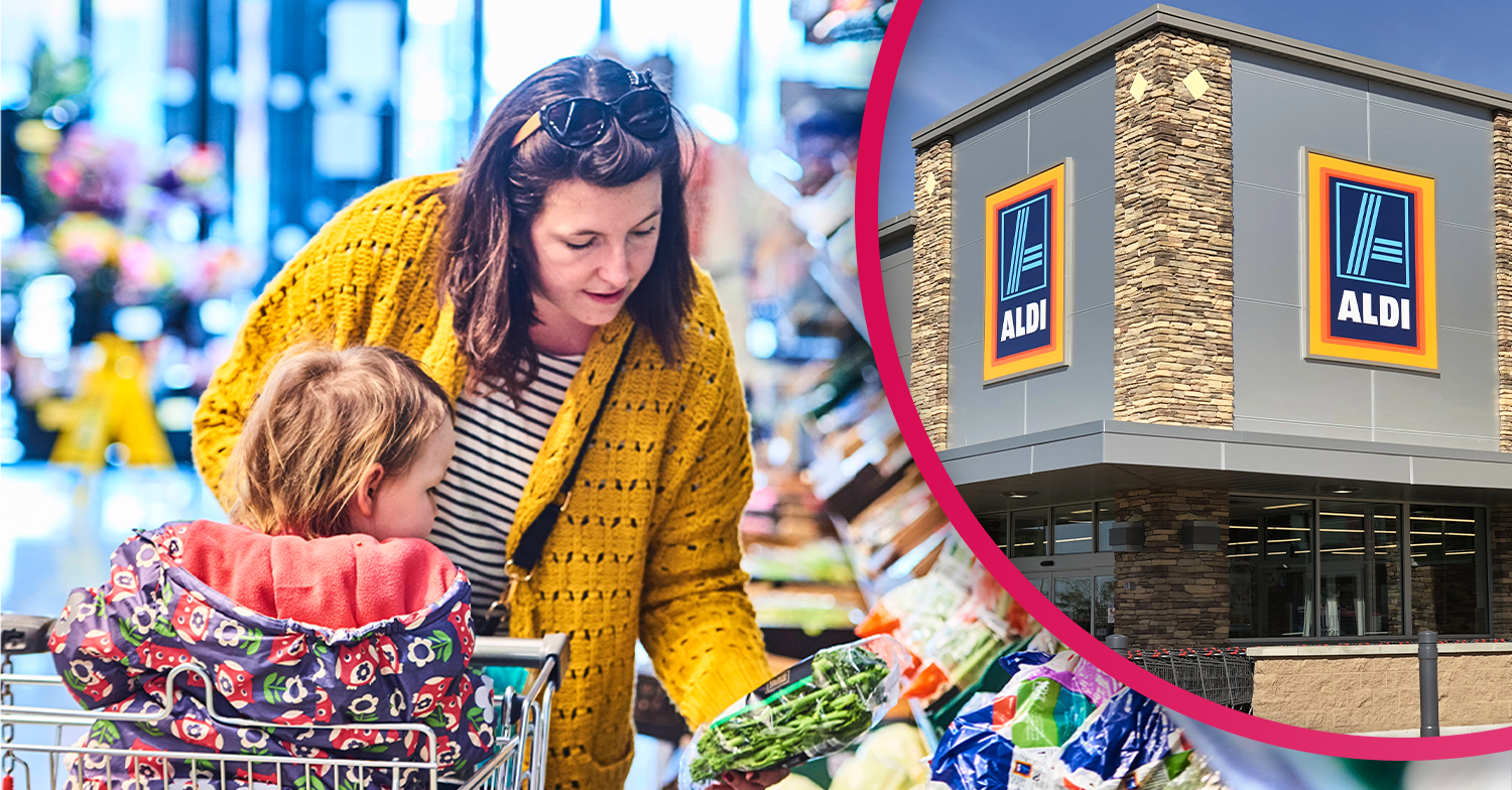 Aldi is giving Brits the chance to win a year's supply of shopping vouchers