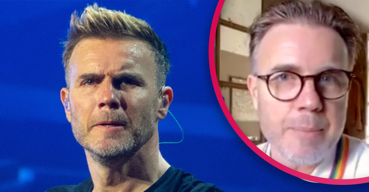 GMB viewers slam Gary Barlow for NHS song after tax avoidance scandal