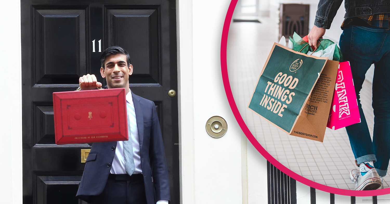 Brits could get a £500 shopping voucher as part of Rishi Sunak's mini budget