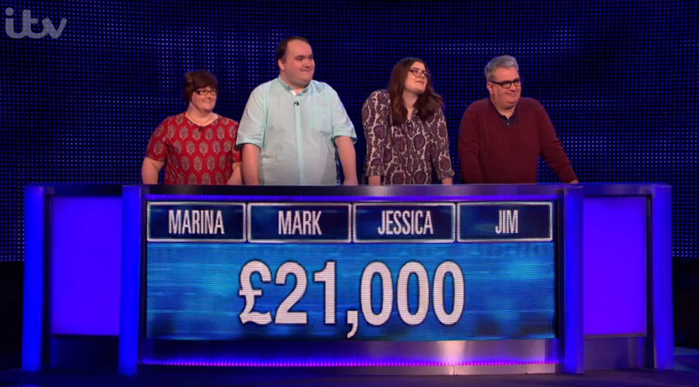Shaun Wallace on The Chase