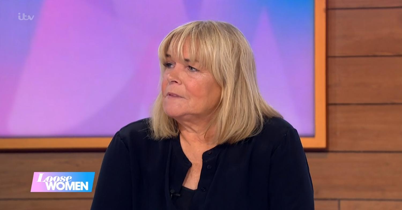 Linda Robson tears up as she reveals her beloved dog Ernie has died