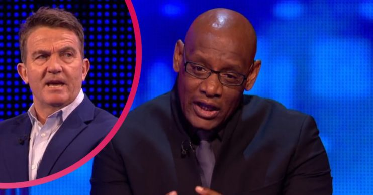 Shaun Wallace, The Chase