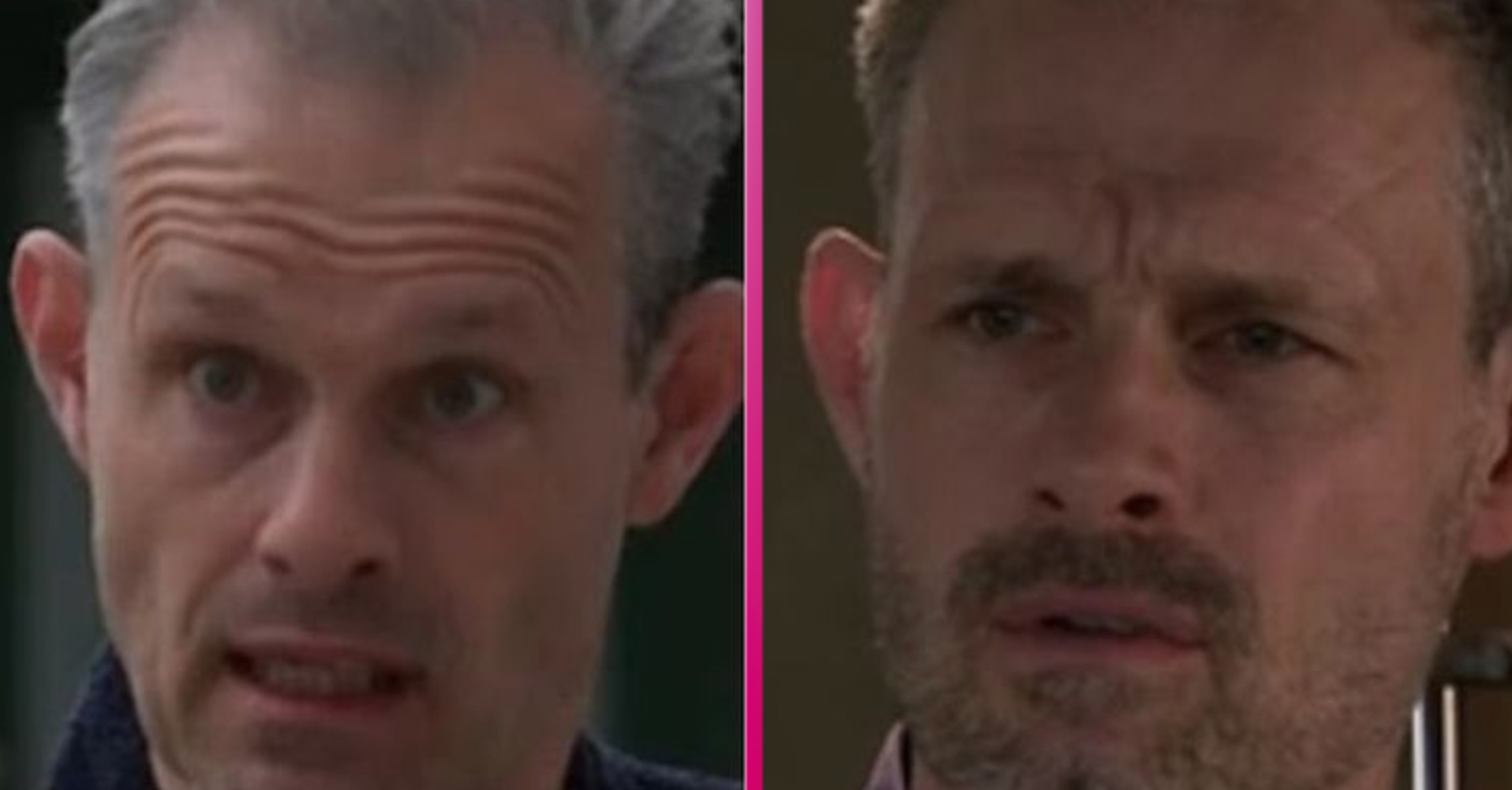 Coronation Street viewers baffled as Nick's appearance changes in minutes
