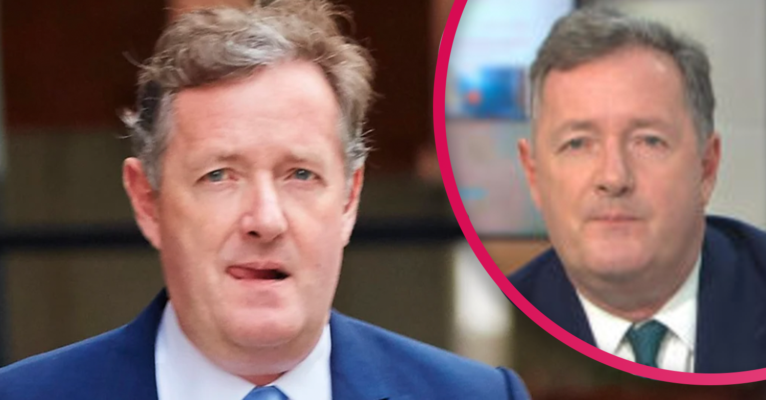 GMB viewers divided as Piers Morgan announces he may leave next year