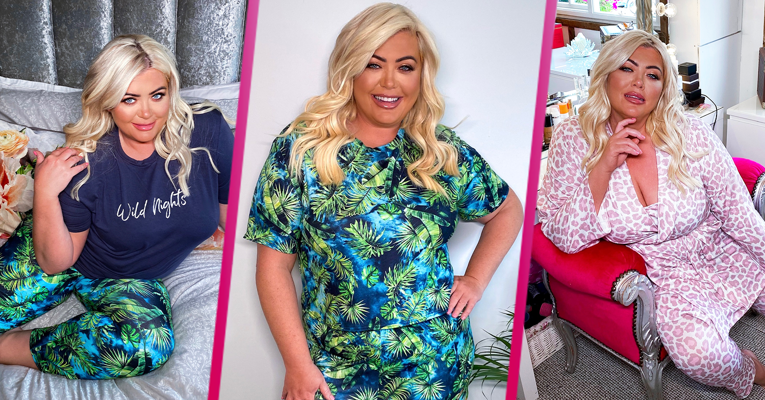 Gemma Collins looks 'unrecognisable' as she launches loungewear range with In The Style