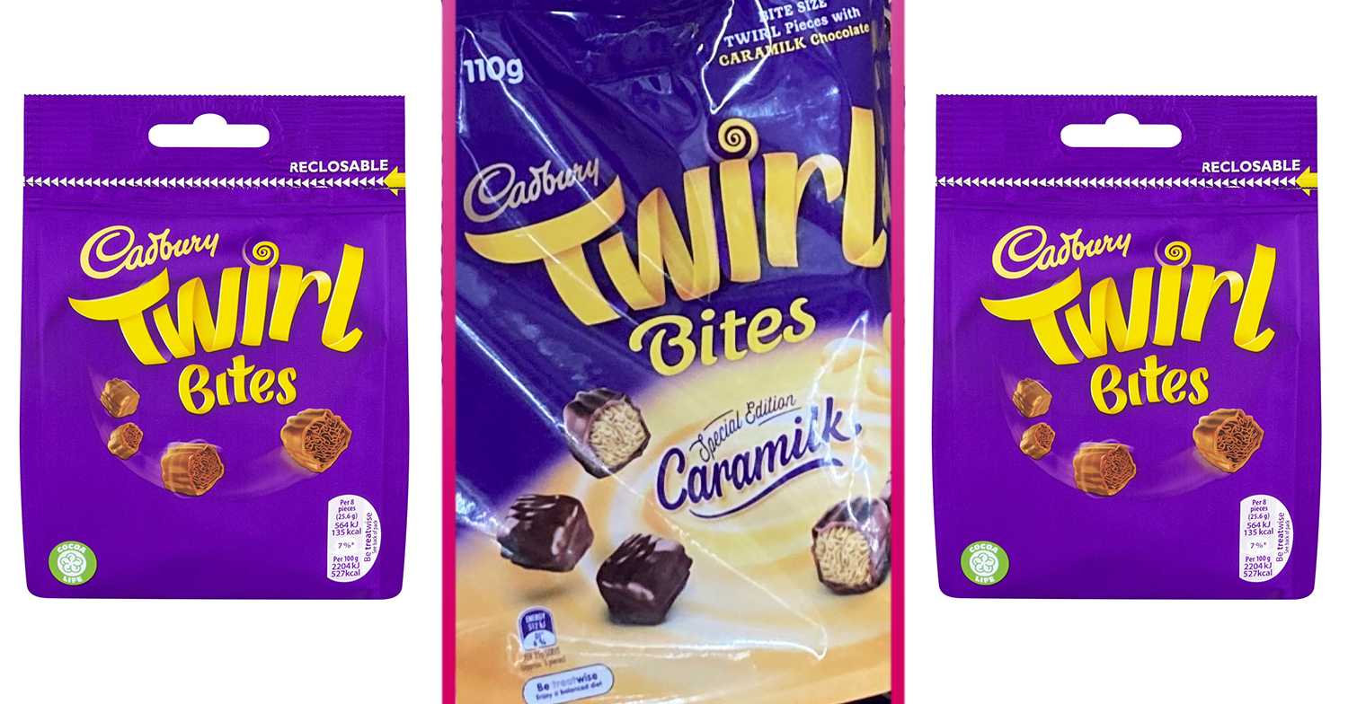 Cadbury launches special edition Twirl Bites and fans are saying they're 'heavenly'