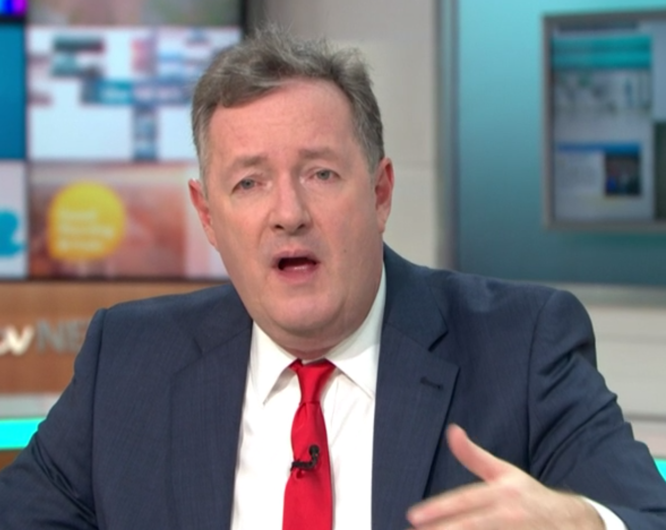 Piers Morgan sparks frenzied speculation with cryptic message to fans
