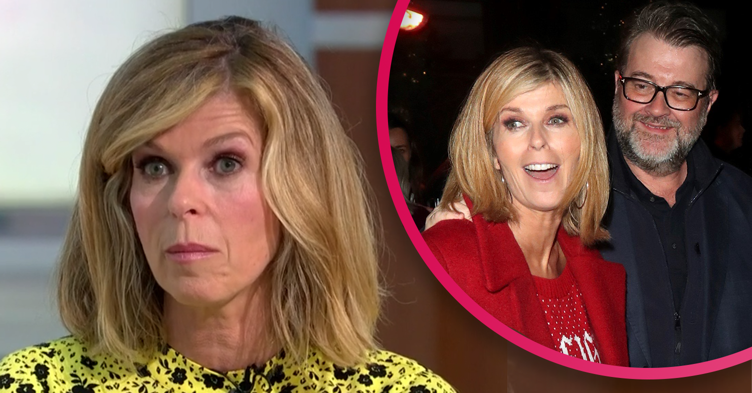 Kate Garraway reveals husband Derek Draper has opened his eyes in emotional GMB interview