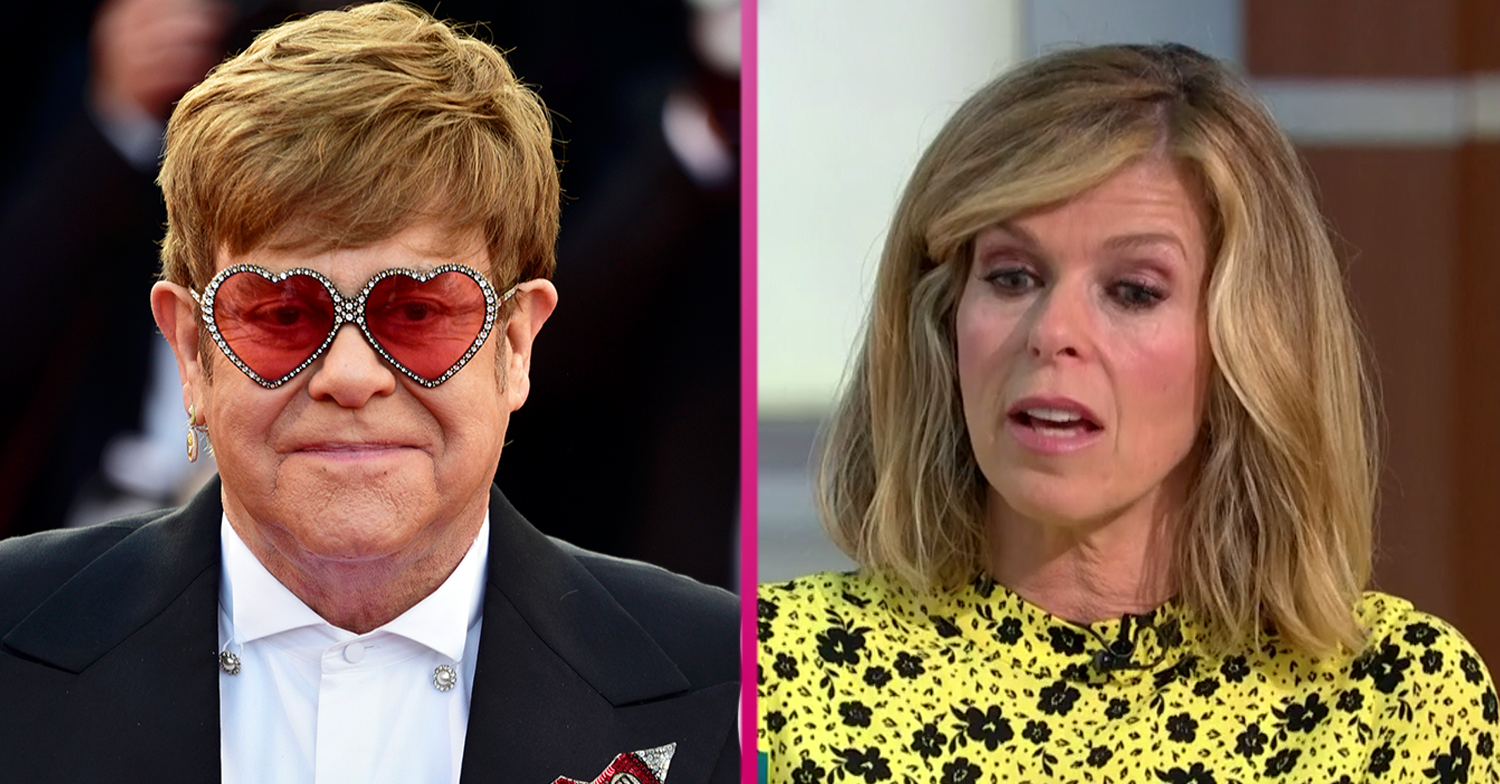 Kate Garraway reveals Elton John has been quietly helping her family as Derek Draper battles COVID-19