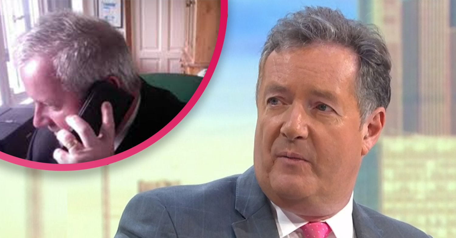 BBC Breakfast stuns Piers Morgan by interrupting live GMB interview