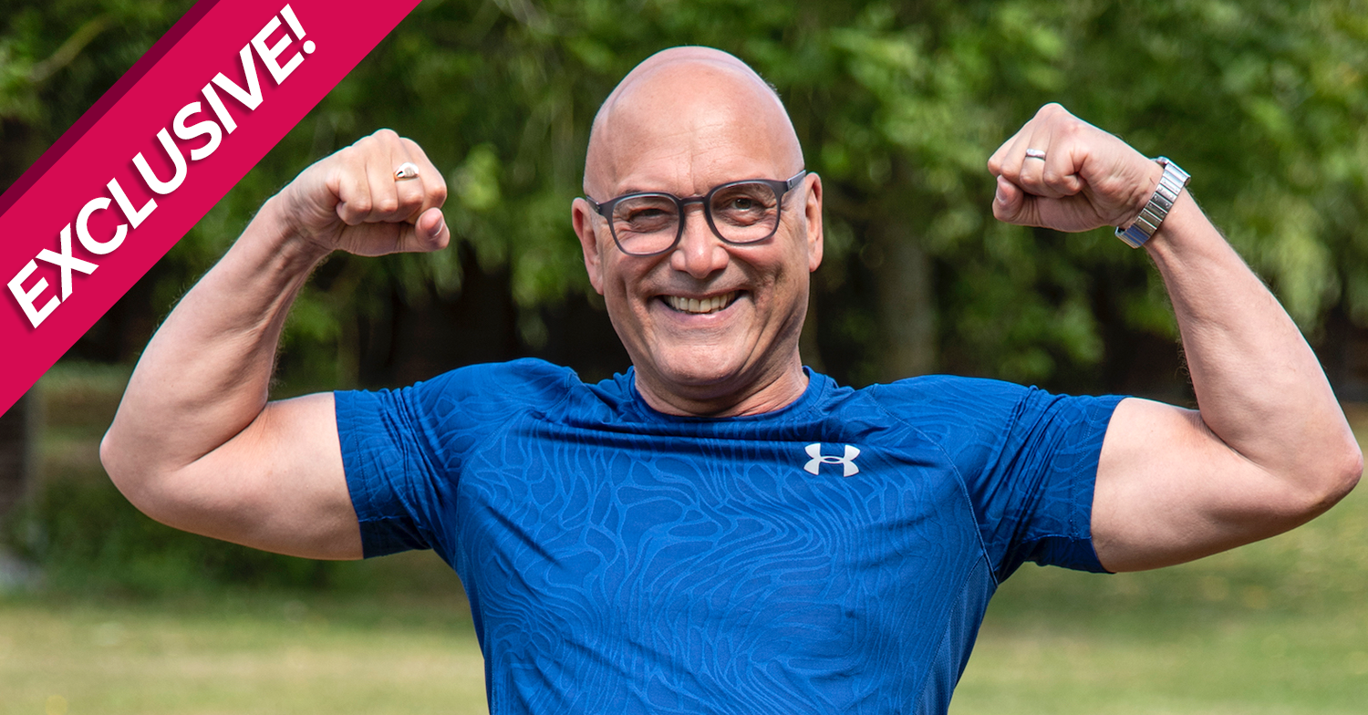 Gregg Wallace shares 8 weight loss tips as he launches game-changing new fitness website