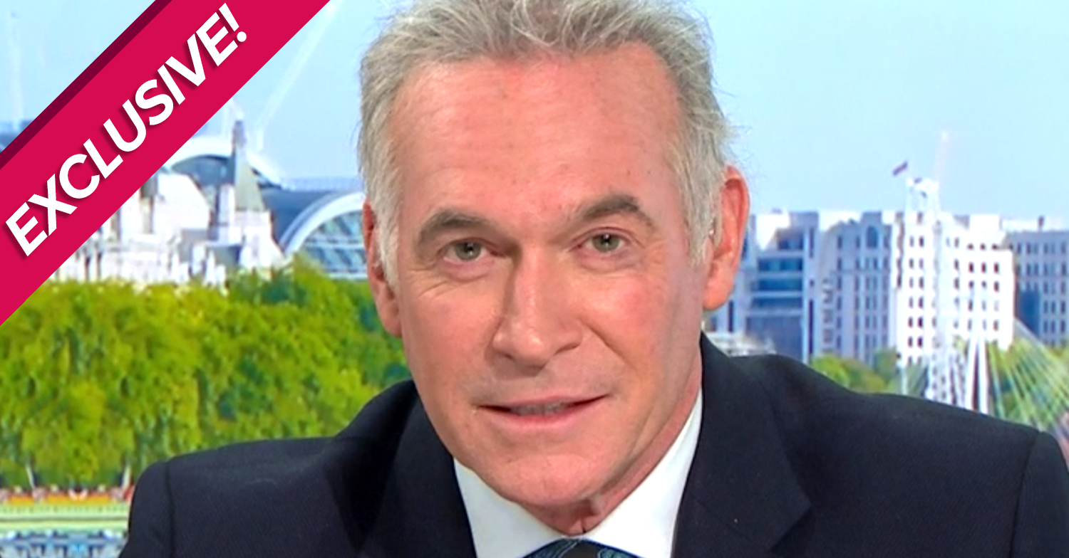Truth behind Dr Hilary Jones' black eye revealed as GMB fans express their concern