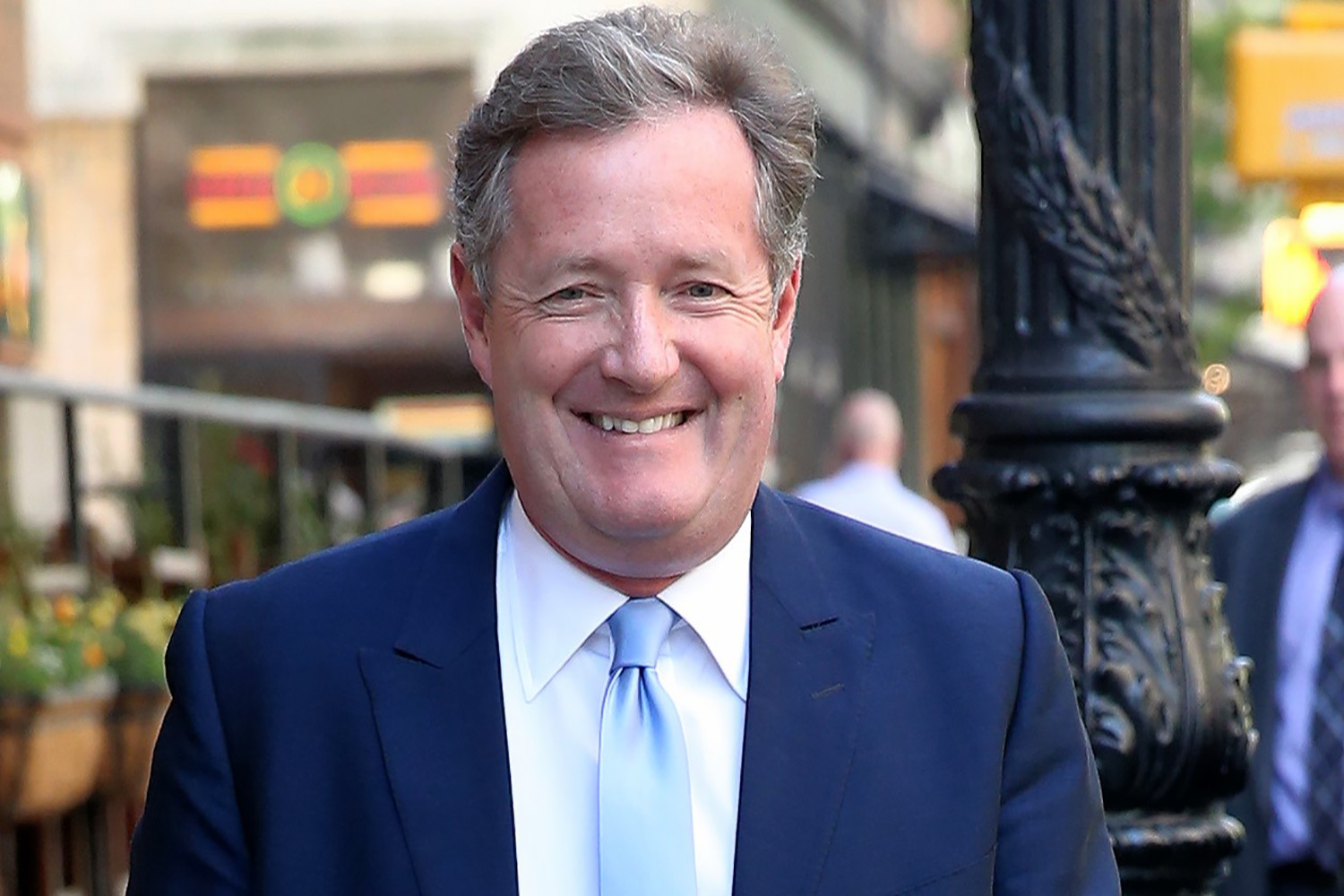 Piers Morgan fans gobsmacked as he shares photo of his massive garden