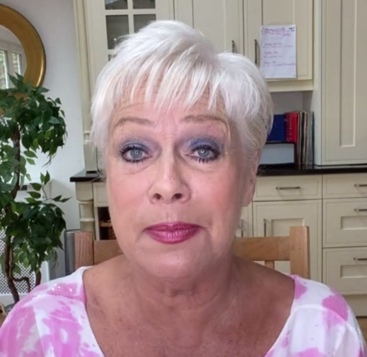 Denise Welch GMB